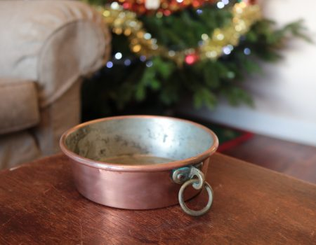 Copper Dish #3