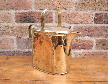 Brass Kettle #53