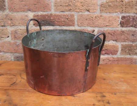 Large Copper Pan #56