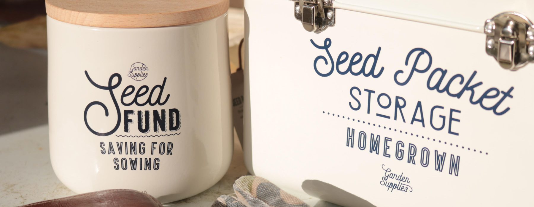 Seed Storage Giveaway NOW CLOSED