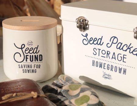 Seed Storage Giveaway