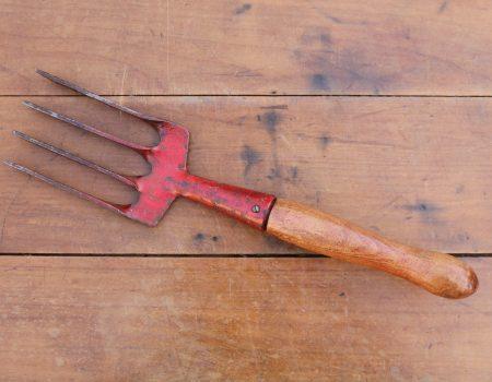 Hand Fork #17