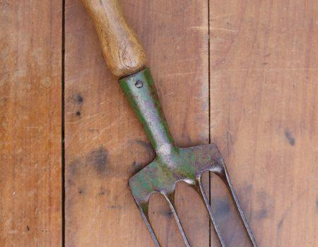 Hand Fork #18