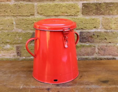 Small Red Compost Bin #11