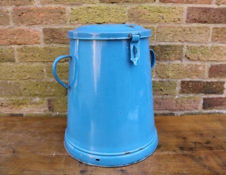 Blue Compost Bin #12