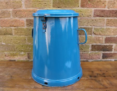 Blue Compost Bin #13