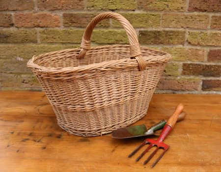 Wicker Basket #10