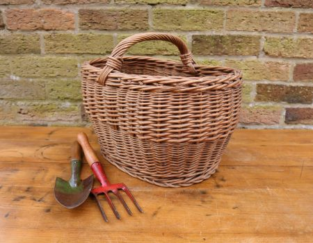 Wicker Basket #11