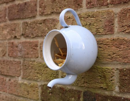Teapot Bird House #1