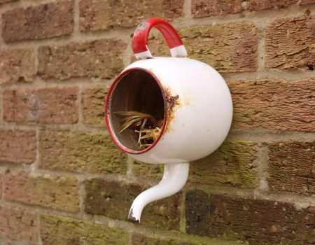 Teapot Bird House #2