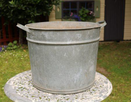 Galvanised Round Tub #143