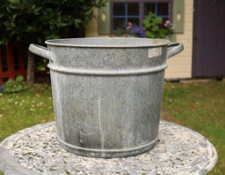 Galvanised Round Tub #151