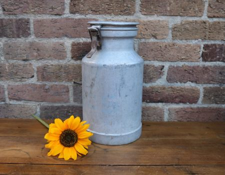 Aluminium Milk Churn #30