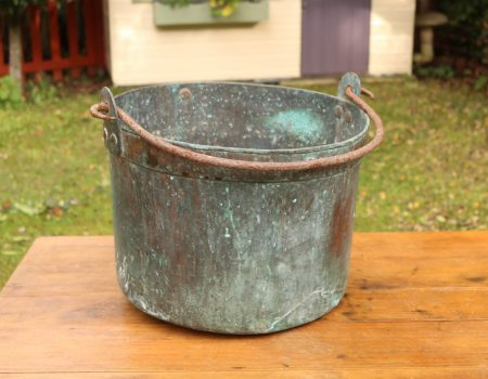 Large Copper Tub #62