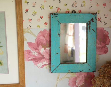 Reclaimed Mirror #1