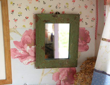 Reclaimed Mirror #4