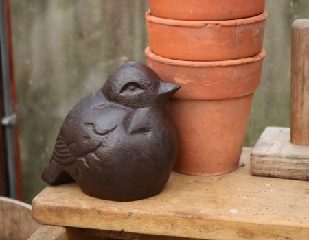 Cast Iron Bird