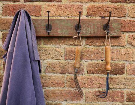 Reclaimed Coat Hooks #1