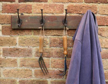Reclaimed Coat Hooks #2
