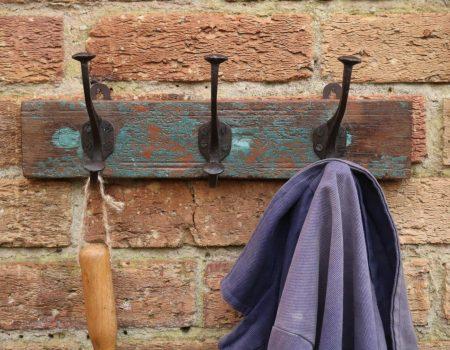 Reclaimed Coat Hooks #4