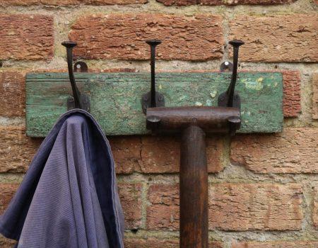 Reclaimed Coat Hooks #5