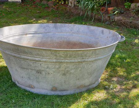 Oval Bathtub #14