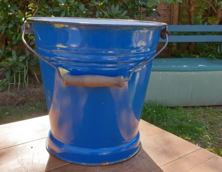 Enamel Bucket #21
