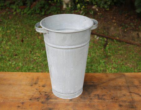 Vintage Style Flower Buckets