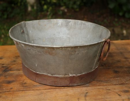 Indian Small Oval Tub