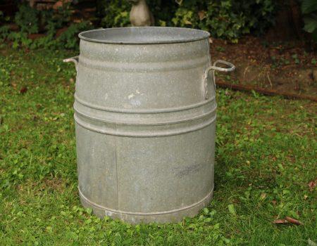 Galvanised Barrel #2