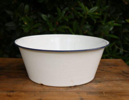 Enamel Bowl #8