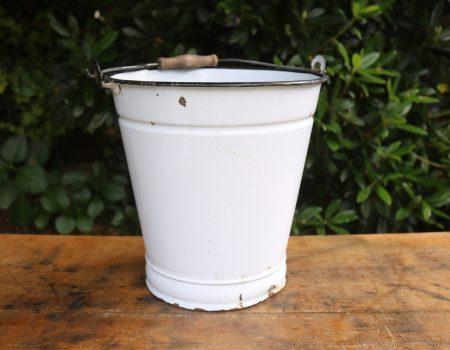 Enamel Bucket #1