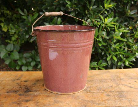 Enamel Bucket #2