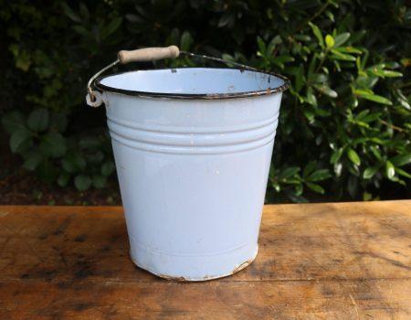 Enamel Bucket #3