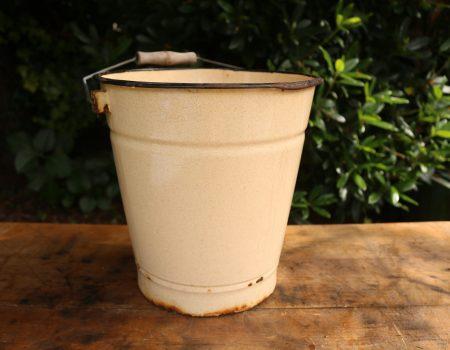 Enamel Bucket #5