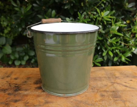 Enamel Bucket #6