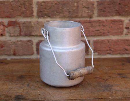 Aluminium Milk Churn #24