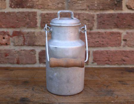 Aluminium Milk Churn #26