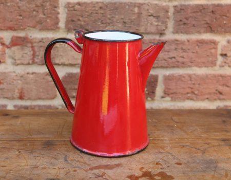 Enamel Teapot #39